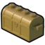 Icon Stud Chest Gold