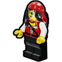 Icon Character Pirate Princess