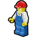 Icon Character Construction Worker (Tough)