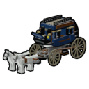 Icon Vehicle Stagecoach