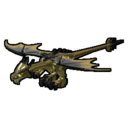 Icon Creature Gold Dragon