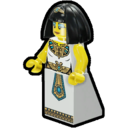 Icon Character Egyptian Queen