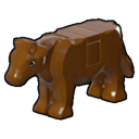 Icon Creature Brown Cow
