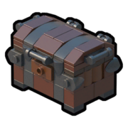 Icon Treasure Chest Regular