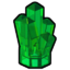 Icon Crystal Green