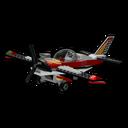 Icon Vehicle Stunt Plane