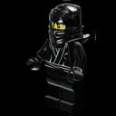 Icon Character Ninja