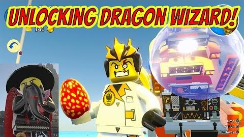 LEGO Worlds How To Unlock the Dragon Wizard (With All Quests Necessary)