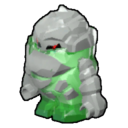 Icon Creature Rockmonster Boulderax