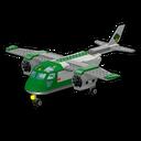 Icon Vehicle Cargo Plane