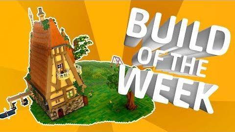 Build of the Week - FAIRYTALE HOUSE
