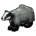 Icon Creature Badger