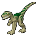 Icon Creature Coelophysis
