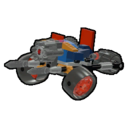 Icon Vehicle NEXO Cannon