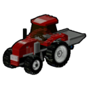 Icon Vehicle Tractor