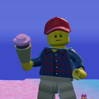 Ice Cream during Early Access.
