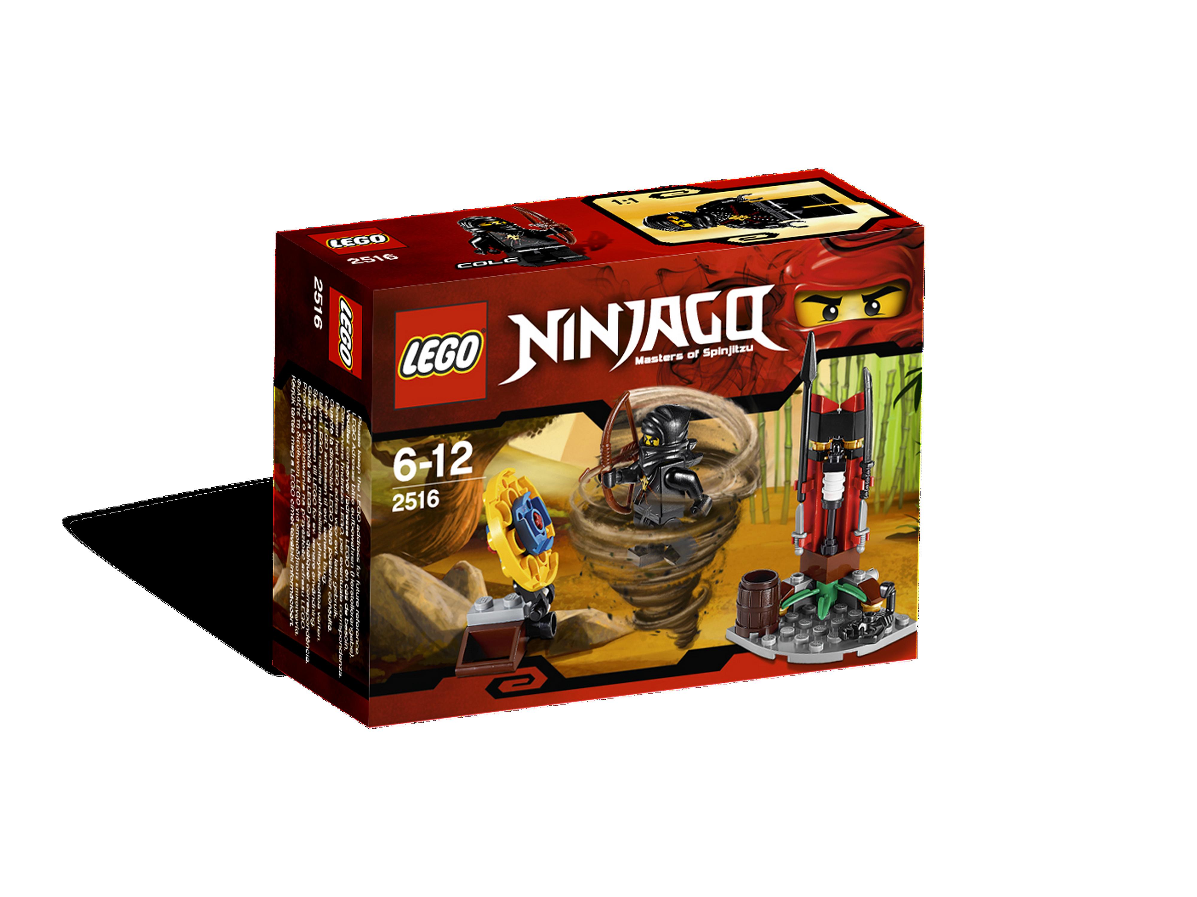 ninja training outpost - Legocom Ninjago