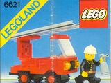 6621 Fire Truck