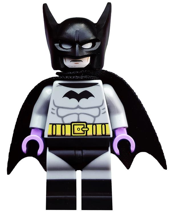 NEW Lego DARK PURPLE PLAIN MINIFIG LEGS Batman//Joker//Harry Potter//Space Police