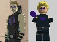 Hawkeye (Comparrison)