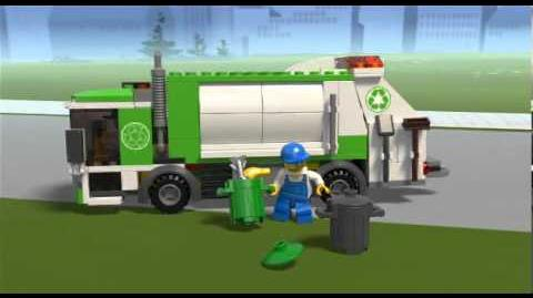 LEGO City - Great Vehicles 4432