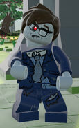 LEGO Worlds Zombie Businessman