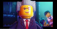 "Risky Business from ""The LEGO Movie 4D A New Adventure"""