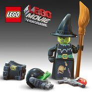 The LEGO Movie Witch