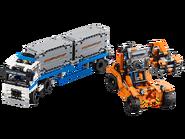 42062 Le transport du conteneur
