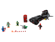 76048 L'attaque en sous-marin d'Iron Skull