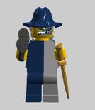 LEGOCyborg12-Cyber Cowboy Variant
