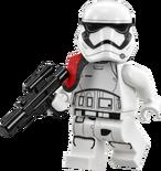 Lego First Order Stormtrooper Officer