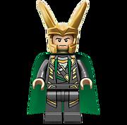Loki Minifigure
