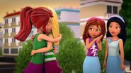 Mia et Stéphanie réconciliation-Filles de la campagne