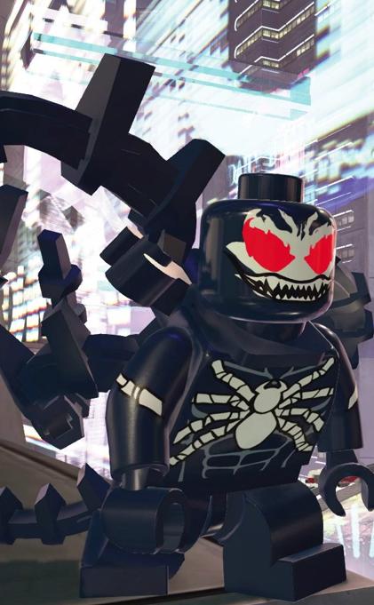 Venom 2099 | Brickipedia | Fandom