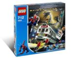 4855 Spider-Man's Train Rescue