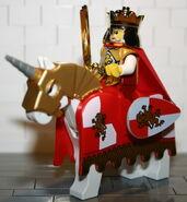 7946 König auf Streitross I