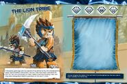 Legends of Chima Official Annual 2014 1