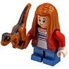 Maisie Lockwood et bébé Vélociraptor-75930
