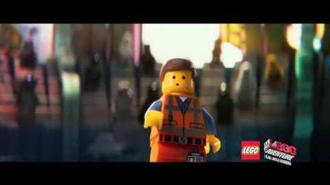 Multi LEGO La Grande Aventure le Jeu Vidéo - Teaser