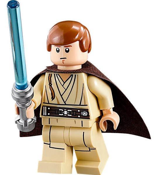 Obi Wan Kenobi Brickipedia Fandom