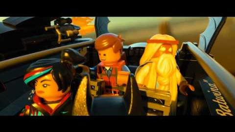 The LEGO Movie Official Teaser Trailer Belgique