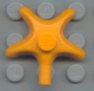 X112 Trans-Yellow Starfish
