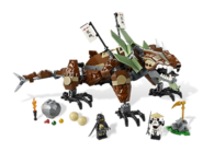 2509 La défense du dragon de terre