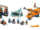 60196 Arctic Supply Plane