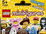 71007 Minifigures Série 12