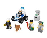 7279 Collection de figurines Police