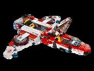 76049 La mission spatiale dans l'Avenjet 3