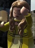 Elizabeth yellow dress
