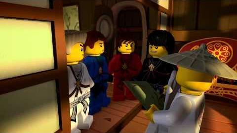 LEGO Ninjago Épisode 4 2012 Méfiez-vous des serpents